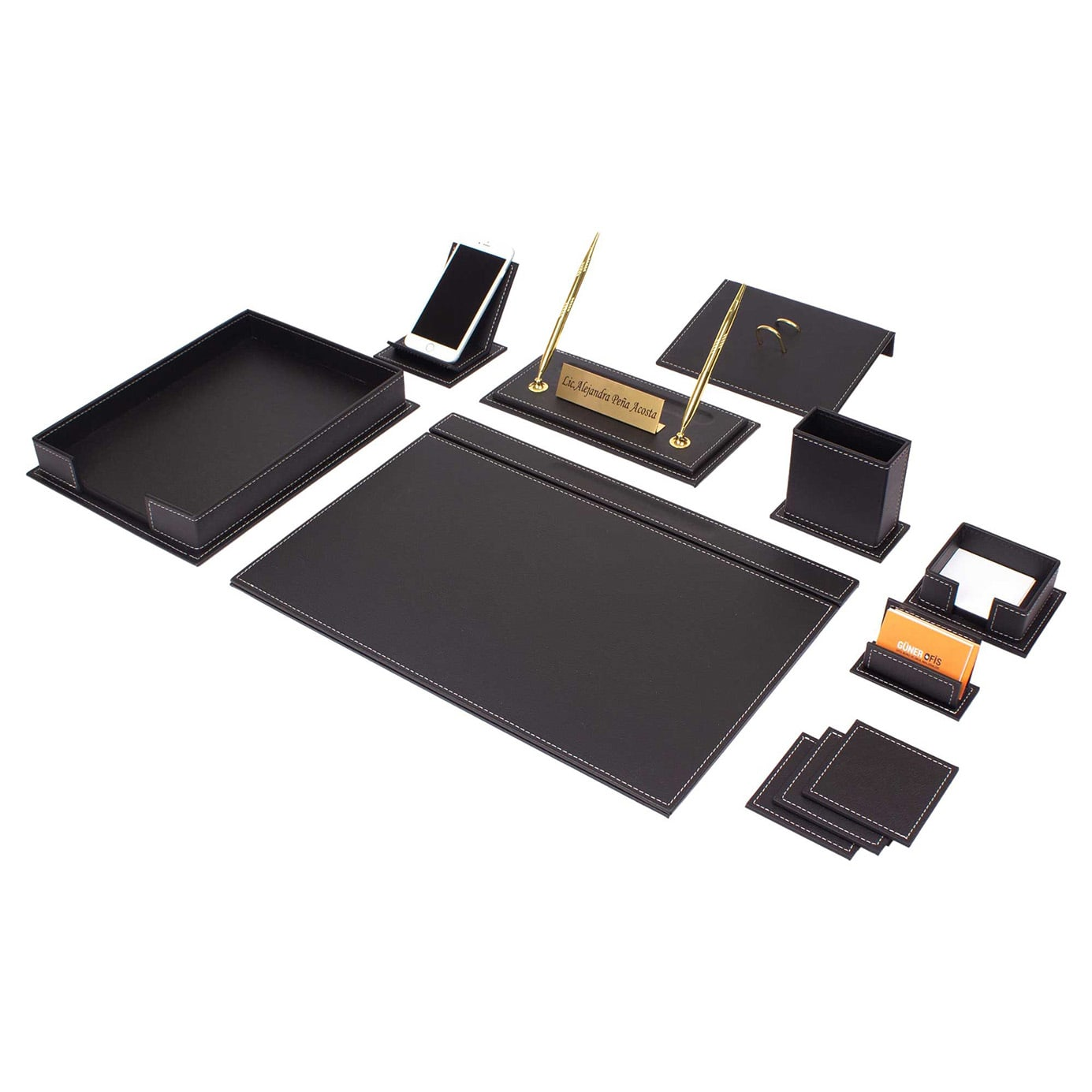Vega Desk Set 13 Pieces