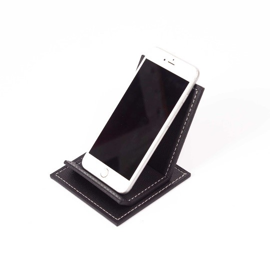Leather Mobile Phone Holder