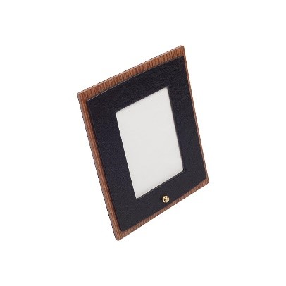 Leather Wood Picture Frame