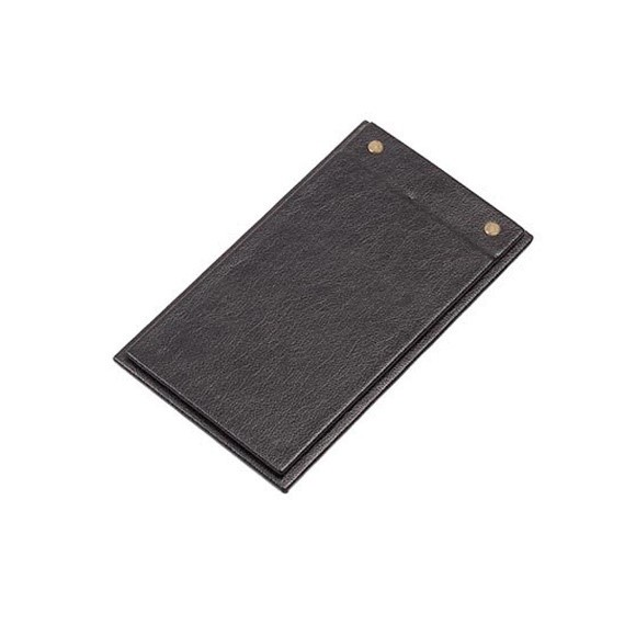 Leather A5 Size Blok Note Holder