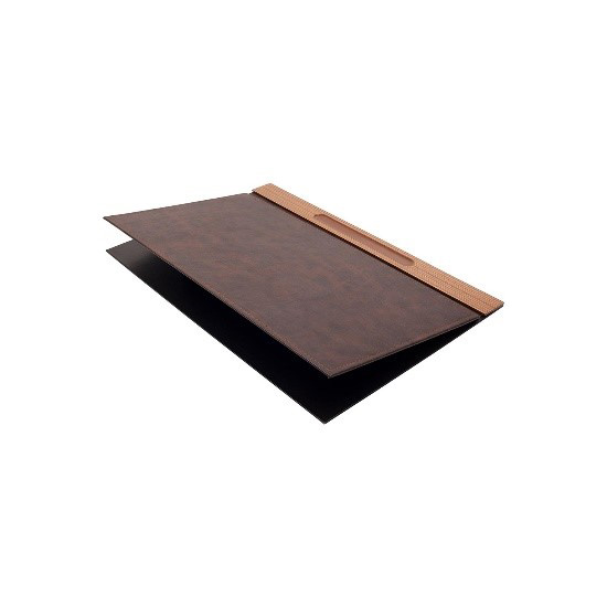 Wooden Desk Pad With Cover